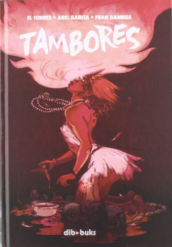 Tambores (Aventurate (dibbuks)) por Juan Torres García