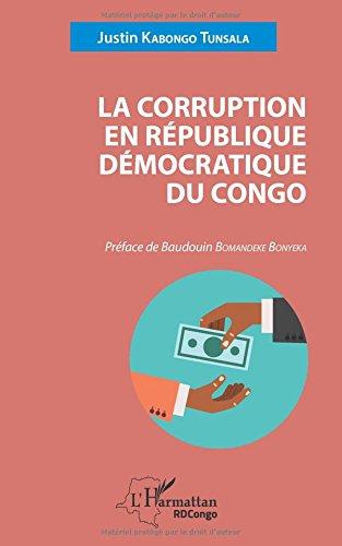 La corruption en République démocratique du Congo par Justin Kabongo Tunsala