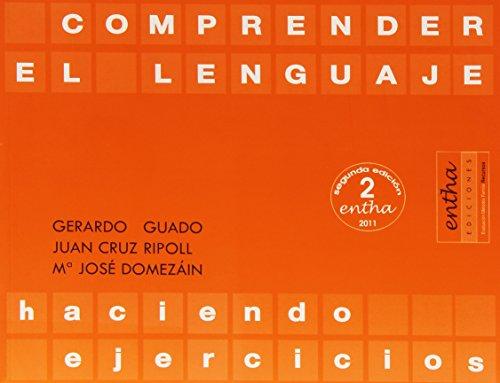 Ep - comprender el lenguaje haciendo ejercicios por Gerardo Aguado Alonso