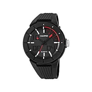 Calypso watches K5629/2 – Reloj de Pulsera Hombre, plástico, Color