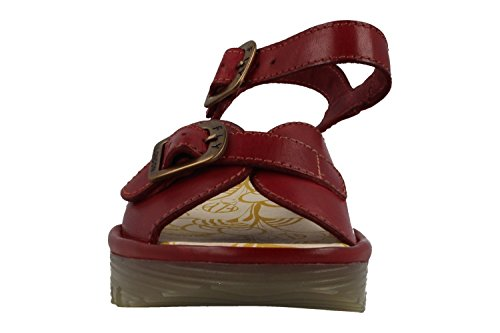 FLY London Sandalen P500847004 EGAL847FLY Rot