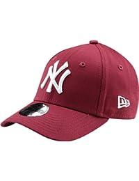 319a61b970ec New Era Enfants Garçons Filles Casquette de Baseball Chapeau Strapback  9Forty Unisexe