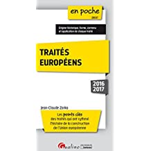 Traités européens, 3ème Ed.