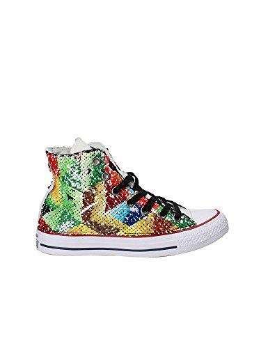 Converse 160424C CT Multicolor Sequins Sneakers Femme