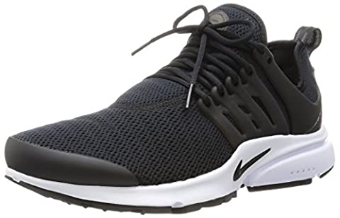 Nike Damen Wmns Air Presto Turnschuhe, Schwarz / Schwarz-Weiß, 39 EU