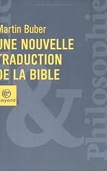 Une nouvelle traduction de la Bible