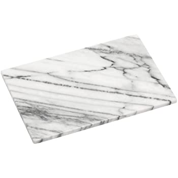 Extra Large Heavy Marble Pastry Board Chopping Board By