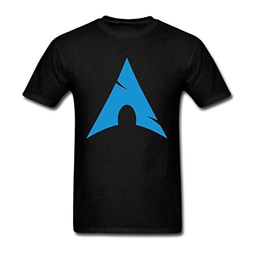 Men's Arch Linux Logo T-shirt XXX-Large