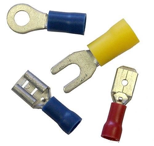 Preisvergleich Produktbild Kabelschuhsatz isol. 20 St. sort. (Liefermenge: 4)