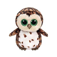 Ty Beanie Boo's Sammy Owl Plush Toy