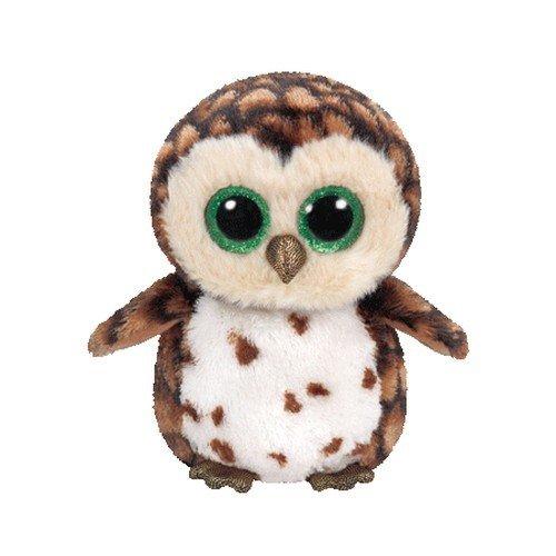 """Beanie Boo Owl - Sammy - 15cm 6"""""""