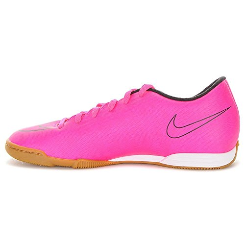 Nike Mercurial Vortex II Ic, Scarpe sportive, Uomo Multicolore (Rosa / Negro (Hyper Pink / Hyper Pink-Blk-Blk))