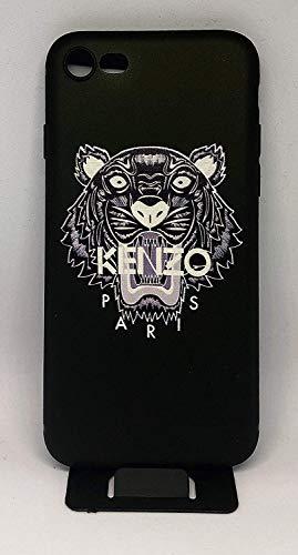 3043ff09ee3 TN Cases Store Coque iPhone X et iPhone XS Fashion KZ Tigre Populaire Paris  Silicone Souple