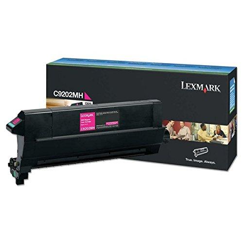 Preisvergleich Produktbild Lexmark Kassette Toner magenta 14000 Seiten C920