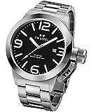 TW Steel Unisex-Armbanduhr Analog Quarz Silber CB1