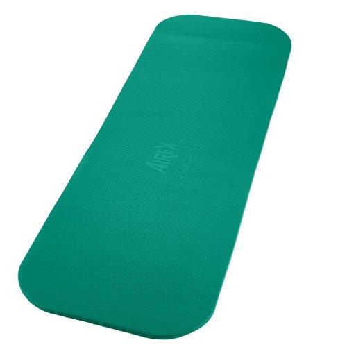 Clg-matte (SPRI Airex Coronella Gymnastikmatte, grün, 72 x 23 x 0.6-Inch)