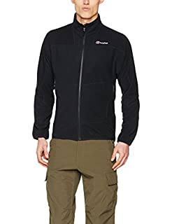 Berghaus Waterproof Spectrum Micro 2.0 Men's Outdoor Fleece Jacket available in Black/Black - Small (B01NAXG44E) | Amazon price tracker / tracking, Amazon price history charts, Amazon price watches, Amazon price drop alerts