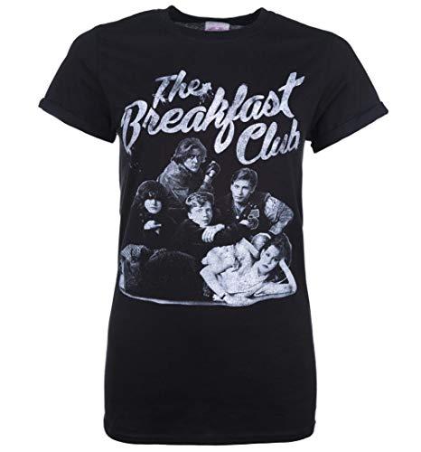 Womens The Breakfast Club Group T-shirt