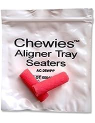 Aligner Chewies ~ 6 Packung - Pink Kaugummi