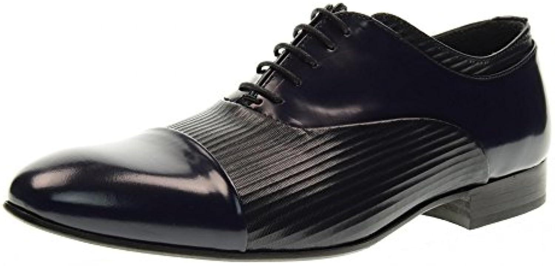 EVEET Schuhe Mann Spitzen 15910 P