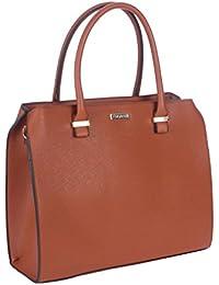 Fur Jaden Women's Handbag(Tan,H233_Tan)