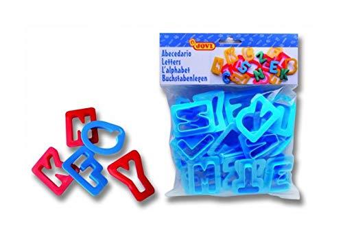 Jovi - Bolsa, 26 moldes, abecedario 7A