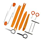 MagiDeal Auto Radio Ausbau-Werkzeug Tür Clip Panel Trim Entfernung Werkzeug Kits für Auto Fahrzeuge