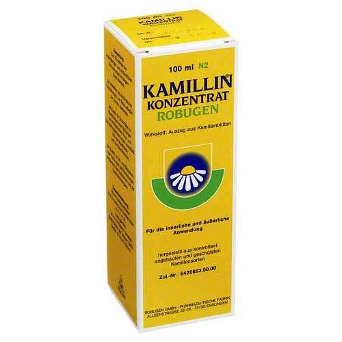 Kamillin Konzentrat Robug 100 ml
