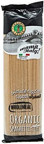 Organic Larder, Organic Wholemeal Spaghetti, 500 g