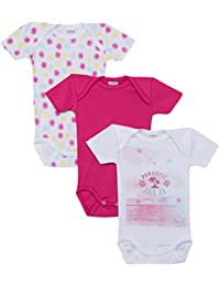 Absorba 3 Us Mc Beach Fun, Body Bébé Fille