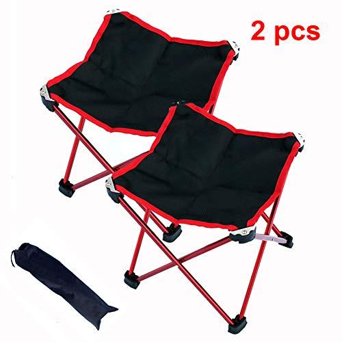 KIKTS Ultra Légère La Portative Fauteuil De Pêche,Relax Pas Cher Mobilier De Camping, Plein Air Pique Nique Plage Chaise Pliante Confortable