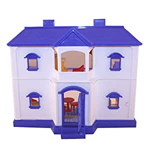 24 Pieces My Country Doll House with Furniture