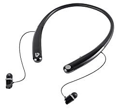 UltraProlink UM0055 Pro-Slick 4.1 Bluetooth Earphones (Grey)