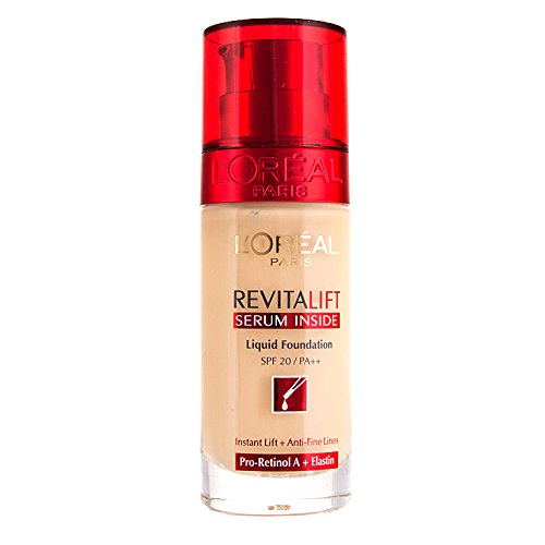 L'Oreal Paris Revitalift Serum Inside Liquid Foundation SPF 20 (120) 30ml (Face Lift Advanced)