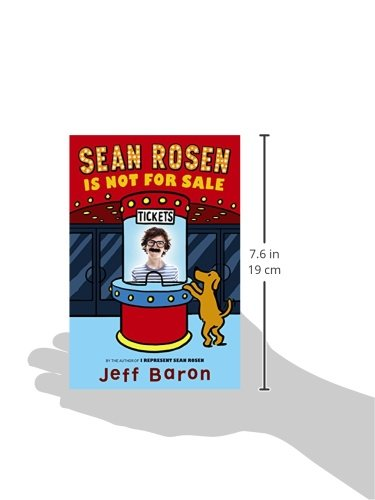 Sean Rosen Is Not for Sale