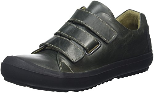 FLY London Mans244fly, Baskets Basses Homme Noir - Black (Diesel/Anthracite)