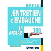 L'entretien d'embauche en anglais