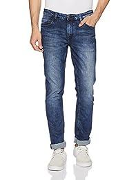 Arrow Jeans Men's Straight Fit Jeans