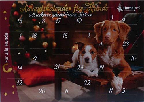 Adventskalender für Hunde...