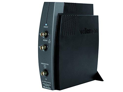 Velleman PCSGU250 USB-PC-Speicheroszilloskop 2-Kanal
