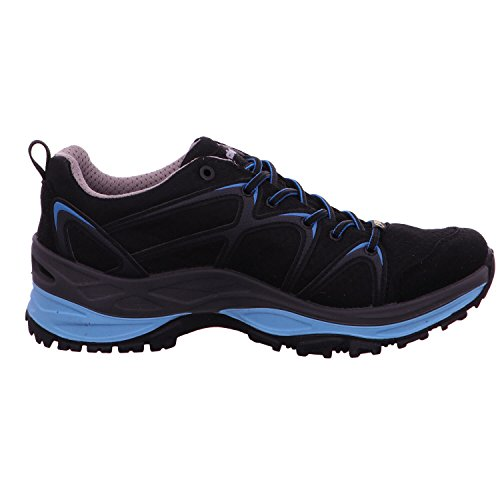 Lowa - Women's Innox GTX Lo - Chaussures multisports noir, skyblue