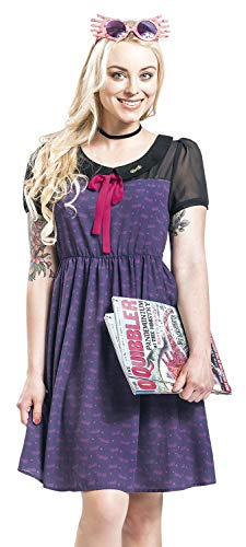 Harry Potter Luna Lovegood - Spectre Specs Kurzes Kleid Multicolour M