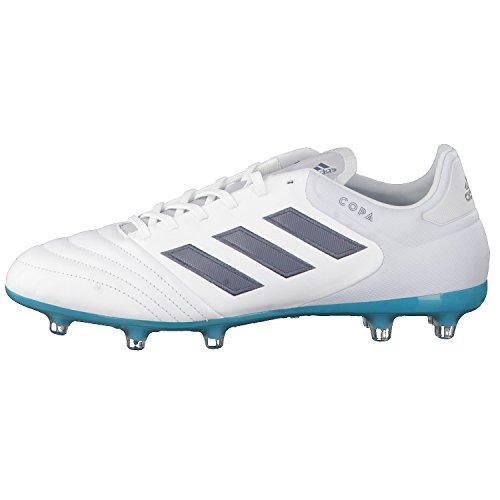 adidas Copa 17.2 Fg, Scarpe da Calcio Uomo Bianco (Footwear White/onix/clear Grey)