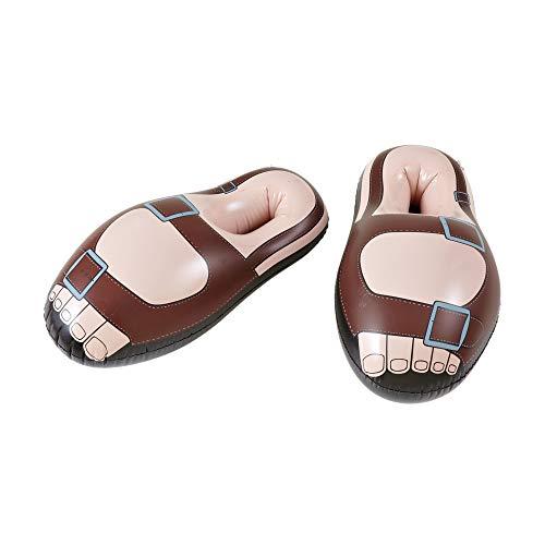 sbare Sandalen, Unisex- Erwachsene, Braun, One Size ()