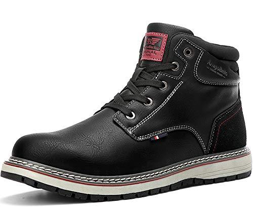 AX BOXING Hombre Botines Zapatos Botas Nieve Invierno Botas...