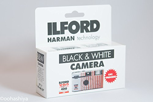 Ilford XP2 - Cámara desechable con Flash