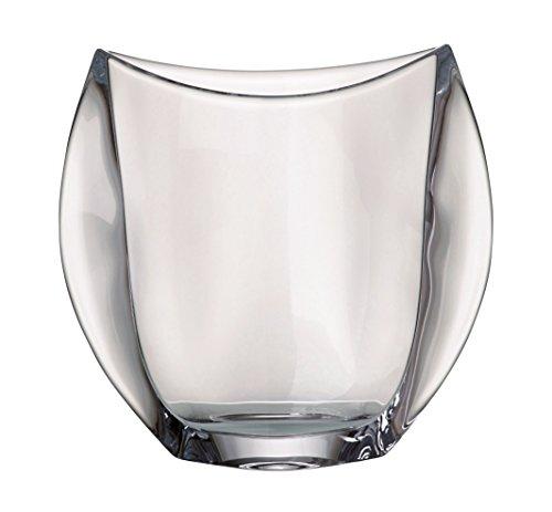 Bohemia Orbit Vase, rund, groß