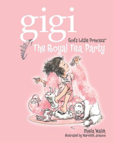 (Gigi, God's Little Princess) (Royal-party-thema)