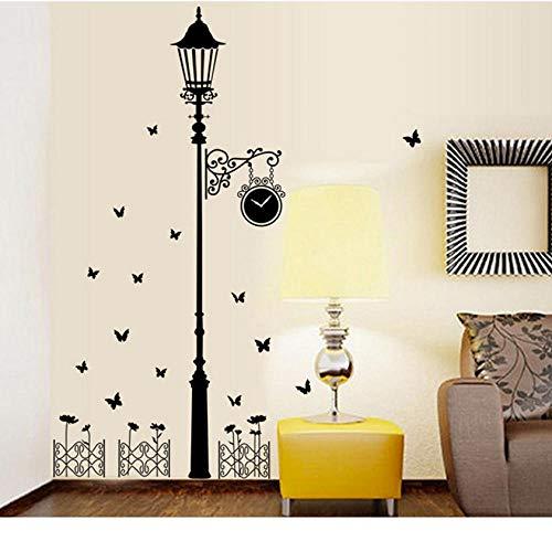 Lyiting Persönlichkeit Korridor Lampe Hintergrund Veranda Ist Dekoriert Wandaufkleber Haushalt Paste Des Außenhandels