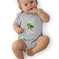 Monicago Baby one-Piece Suit,Baby Jumper,Pajamas, Bodysuit Baby, Be Yourself Unless You Can Be A Turtle Baby Girls